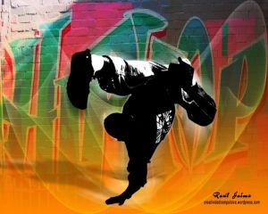 Fondo de pantalla / Wallpaper de Bailarín de Hip-Hop