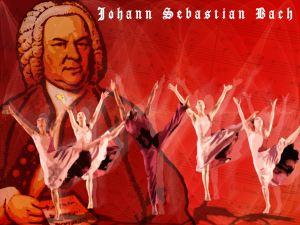 """Fondo de pantalla en conmemoración con la primera vez que se representó """"La Pasión según San Juan"""" por el maestro J.S.Bach."""