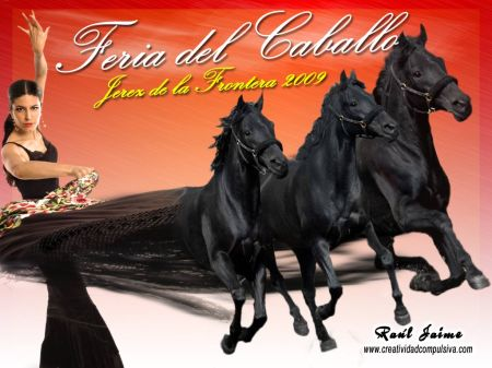Wallpaper de la Feria del Caballo 2009